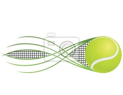 Naklejka tenis