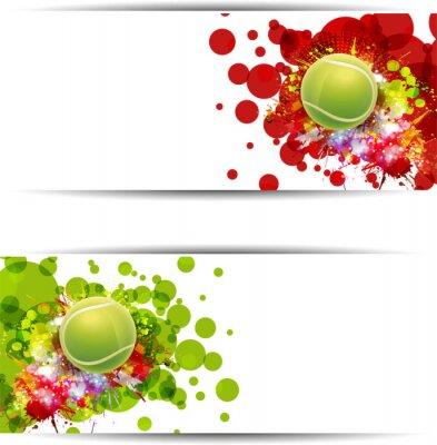 Naklejka Tenis, Competizione, Torneo