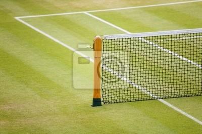 Naklejka Tenis netto