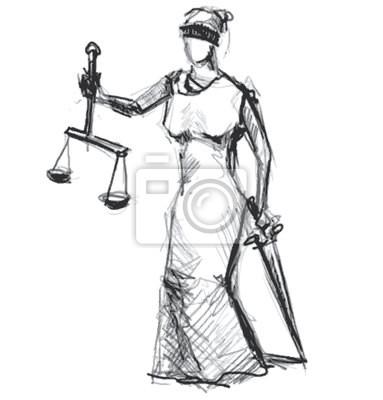 Themis (Femida) bogini sprawiedliwości