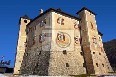 Thun Castle - Włochy