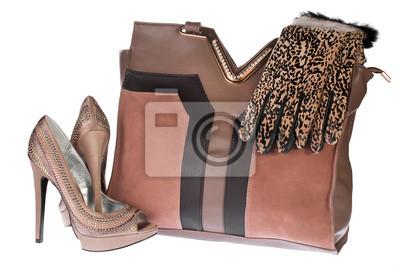 Torby damskie, buty i rękawice