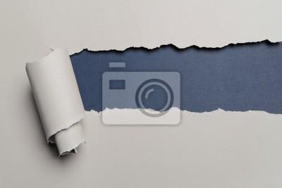 Torn tło papieru