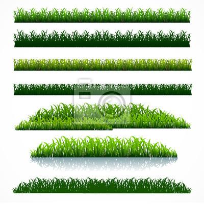 trawy z dodatkiem Pack 2