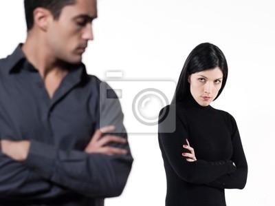 trudności w relacjach para
