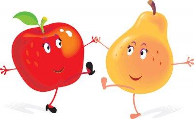 Naklejka Tutti Frutti 01