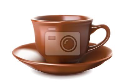 ustawić Ceramika kawy.