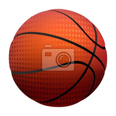 Utworzone przez profesjonalnego Koszykówka Artist.