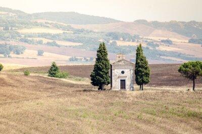 Naklejka Val d'Orcia w nieruchomości