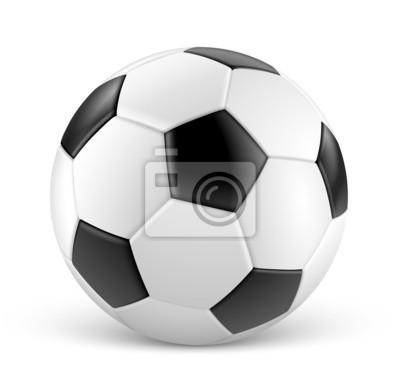 Vectoriel Ballon de football 1