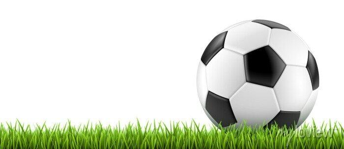 Naklejka Vectoriel Ballon de football 2
