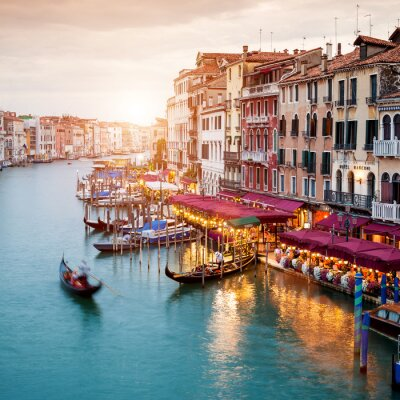 Naklejka Venezia