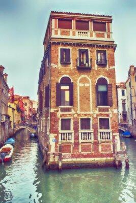 Naklejka Venezia, palazzo nel Canale.