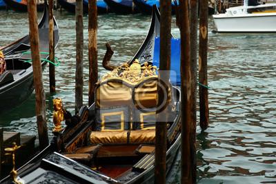 venice gondola in italy