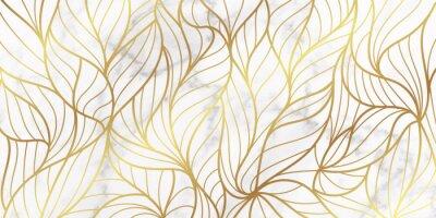 Naklejka voucher, style, leaves, golden, vip, metallic, geometric, marble, modern, luxury, banner, wedding, gold, frame, card, invitation, foil, vintage, marbled, botanical, stone, packaging, business, exotic,