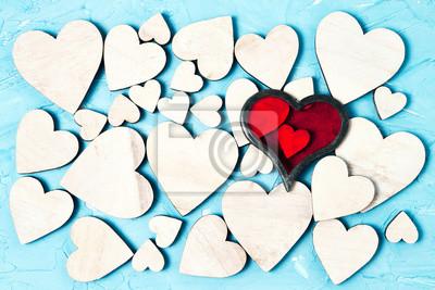 Walentynki-dzień tło z serca. Tło wakacje
