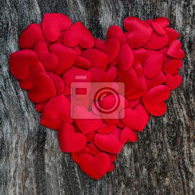 Walentynki serca