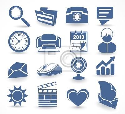 web ikony