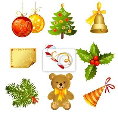 Wektor Christmas icon