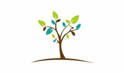 wektor drzewo