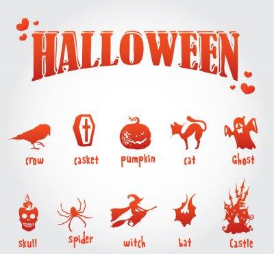 wektor Halloween