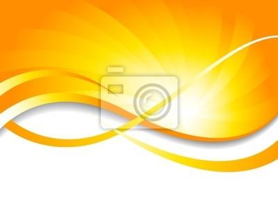 Wektor jasne tło w kolorze żółtym