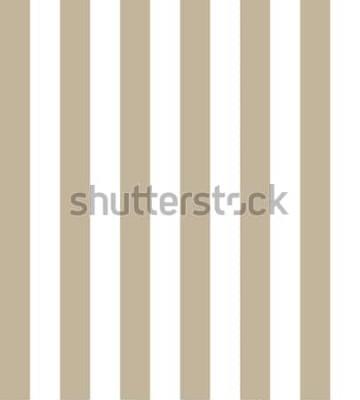 Naklejka Wektor wzór z szerokimi liniami pionowymi