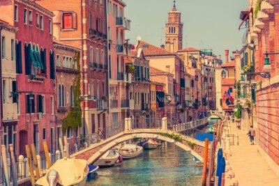 Naklejka Wenecja Architektura