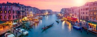 Naklejka Wenecja, panorama