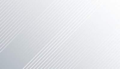 white and gray background with diagonal lines