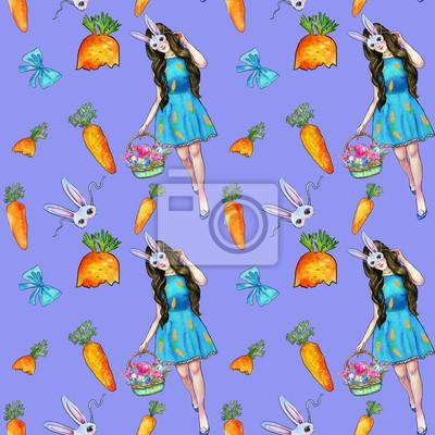 Wielkanocny wzór