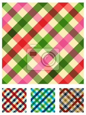 Wielobarwny wzór tekstury obrus
