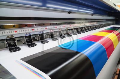 Naklejka Wielofunkcyjna drukarka atramentowa