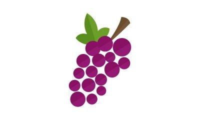 Naklejka winogron 47