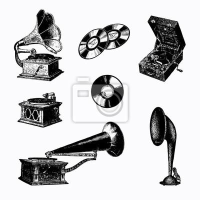 Winyle i gramofony