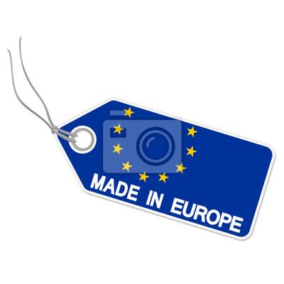 Wisiorek z MADE IN EUROPE