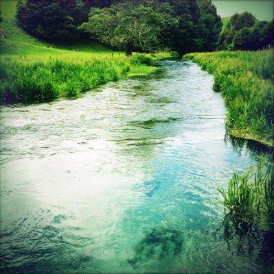 Naklejka Woda źródlana