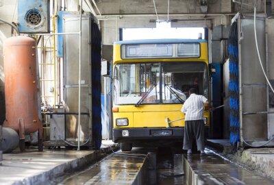 Naklejka Wózek Depot