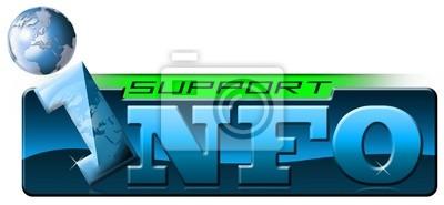 Wsparcie informacji Globe