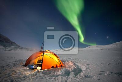 Wyprawa über dem Polarkreis