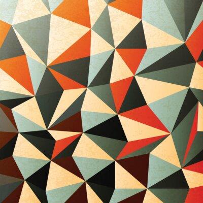 Naklejka Wzór w kształcie rombu. Abstrakcyjny, Wektor, EPS10