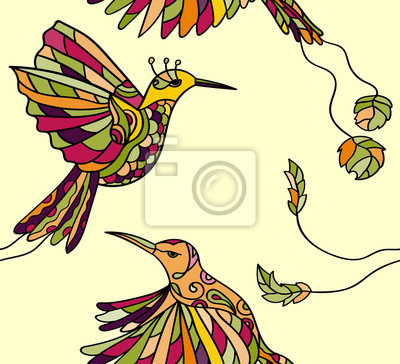 Wzorzec z para Colibri