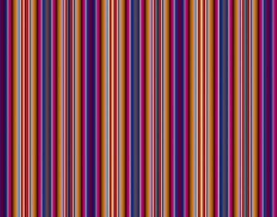 Naklejka Абстрактный разноцветный фон с полосами.