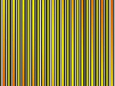 Naklejka Абстрактный желтый фон с полосами.