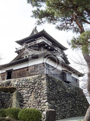 福井 県 丸 岡 城