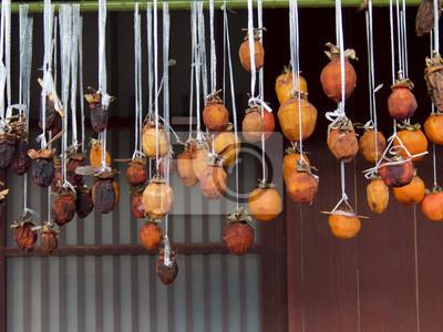 吊 る し 柿