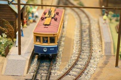 Naklejka 鉄 道 模型