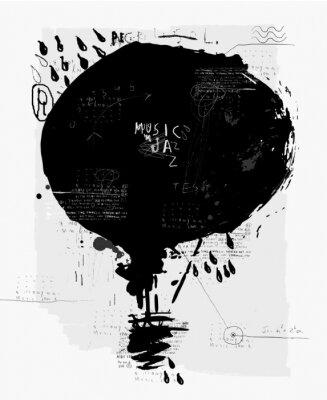 Naklejka Воздушный шар