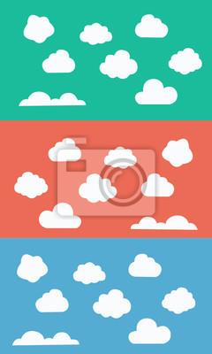 Zestaw chmury