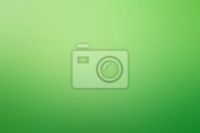 Naklejka zielony gradient tło gładkie pusty